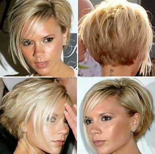 25 Best Victoria Beckham Bob Hairstyles of 18 by Rodney