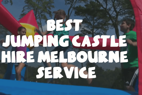 Best Jumping Castle Hire Melbourne Service
