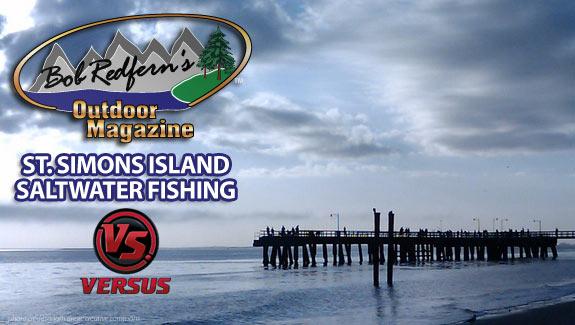 Fishing with bob redfern st simons island georgia for St simons island fishing
