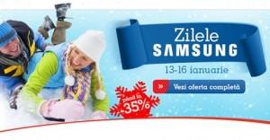 Promotii Samsung la eMAG!