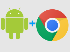 Android şi Google Chrome