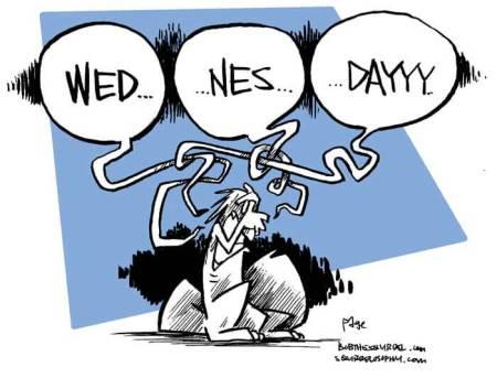 wedneday