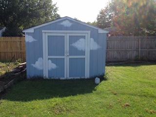 shed cloud