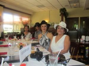 Remy Mc Clendon, Norka Parodi, Guest Margarita, Carmen Uceda