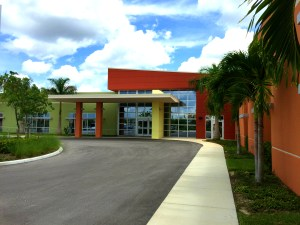 Promise Hospital Of Fort Myers Entrance