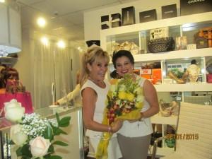 Marza and Vanessa Black