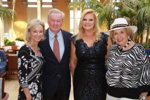Bonny Smith, Honorable Bill T. Smith, Jr. , Kari Oeltjen and Marleen Forkas
