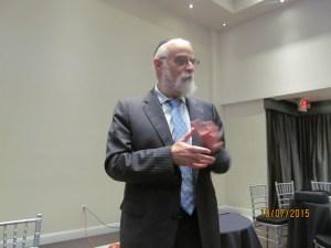 Rabbi Ruvi New explaining the new My Israel Center