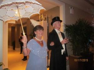 Boca's first dancing Mayor Susan Haynie and her partner