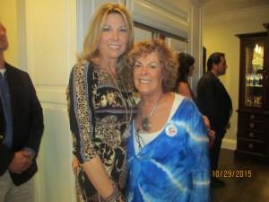 Gina Grossman and Karen Burke