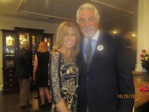 Gina and Armand Grossman