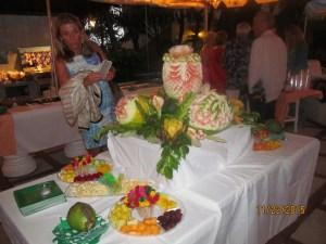 Festive Food Tent