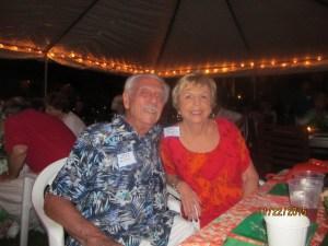 Marvin Miller and Marilyn Surette