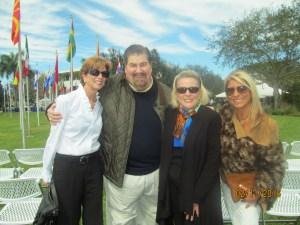 Jayne Malfitano, Jay and Lowell Van Vechtin and Mercedes Mottek