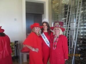 Helene Weicholz, Mrs. Globe Classic, Donna Brown and Charlotte Beasley