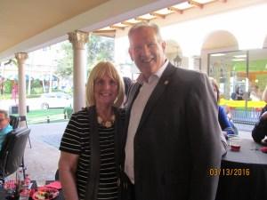 Charlotte Beasley and Bob Weinroth