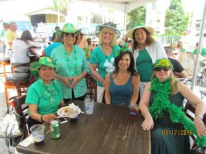 Black Hat Diva's Go Green, Carmen, Remy, Charlotte , Phyllis and two Evalyn's