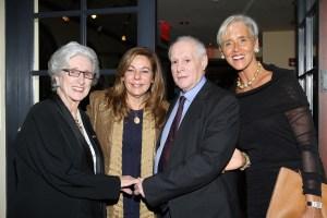 Rita Thrasher, Cristina Lerner, Ed Lerner, Marla Kosec