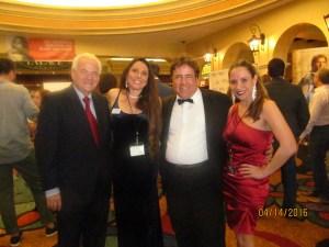 Jeff Davis, Adrienne Mazzone, Larry Richman