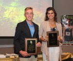 Photo curtesy of: Kelly McVey||Sports Man and Woman of the Year