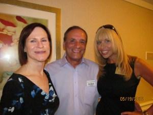 Patricia Roseboom, Don Miller and Pam Polani
