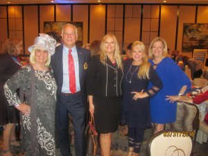Honor your Doctor luncheon at Boca West