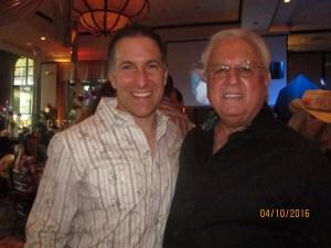 State Atty David Aronberg and Jay DiPietro of Boca West