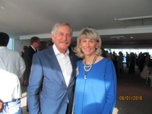 Mr. and Mrs. Rick Howard
