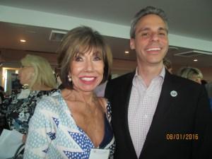 Elaine Russell and Scott Singer