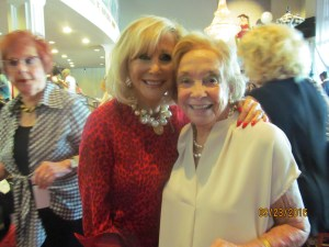 Marilyn Weinberg and June Gelb