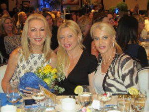 Ingrid Fulmer,Nominee Janme Lomamsky and Bonnie Halperin