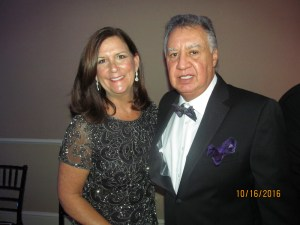 Mayor Haynie and Ira Joseph
