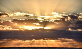 Have a Glorious Sunday Boca Raton! Photo Courtesy Rick Alovis