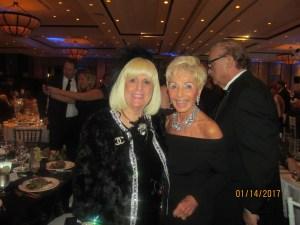 Charlotte Beasley and Marilyn Swillenger