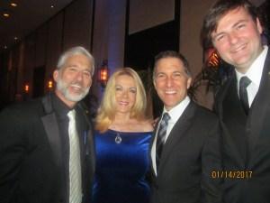 Neil  Safer, Sharon DiPietro,,David  Aronberg and Bill Riddick
