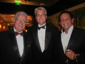 Al Zucaro, Mark Hansen and Jim Batmasian