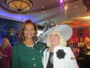 Dr. Ava Parker and Charlote Beasley