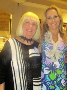 Charlotte Beasley and Karen Turk