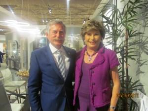 Rick Howard and Arlene Herson
