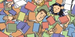 Dylan Horrocks : «J'ai assez d'histoires pour deux vies…»