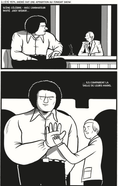 case André ok