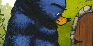 Coin des enfants #61 : une histoire d'ours !