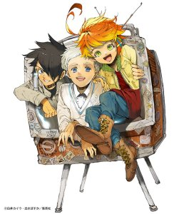 Anime The Promised Neverland