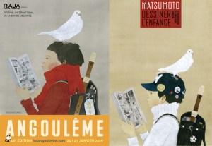 Affiche Couverture Matsumoto