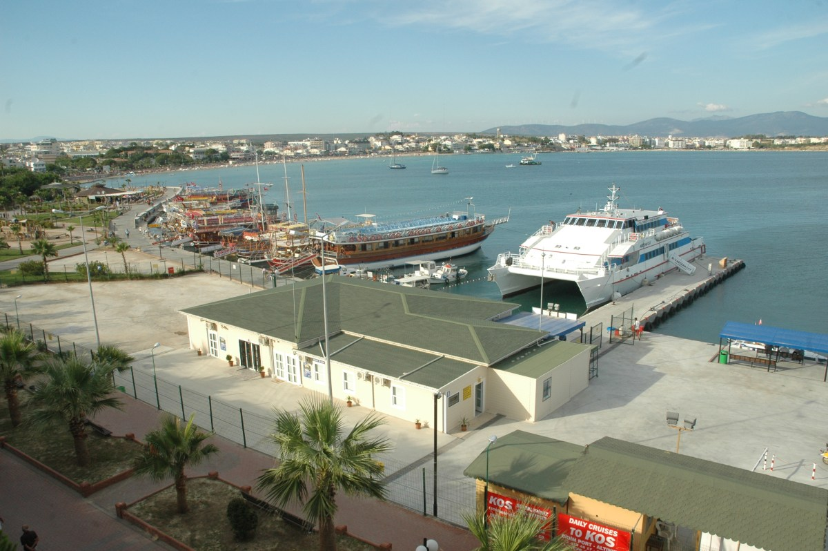 Bodrum Peninsula to Greek Islands: Ferry Companies