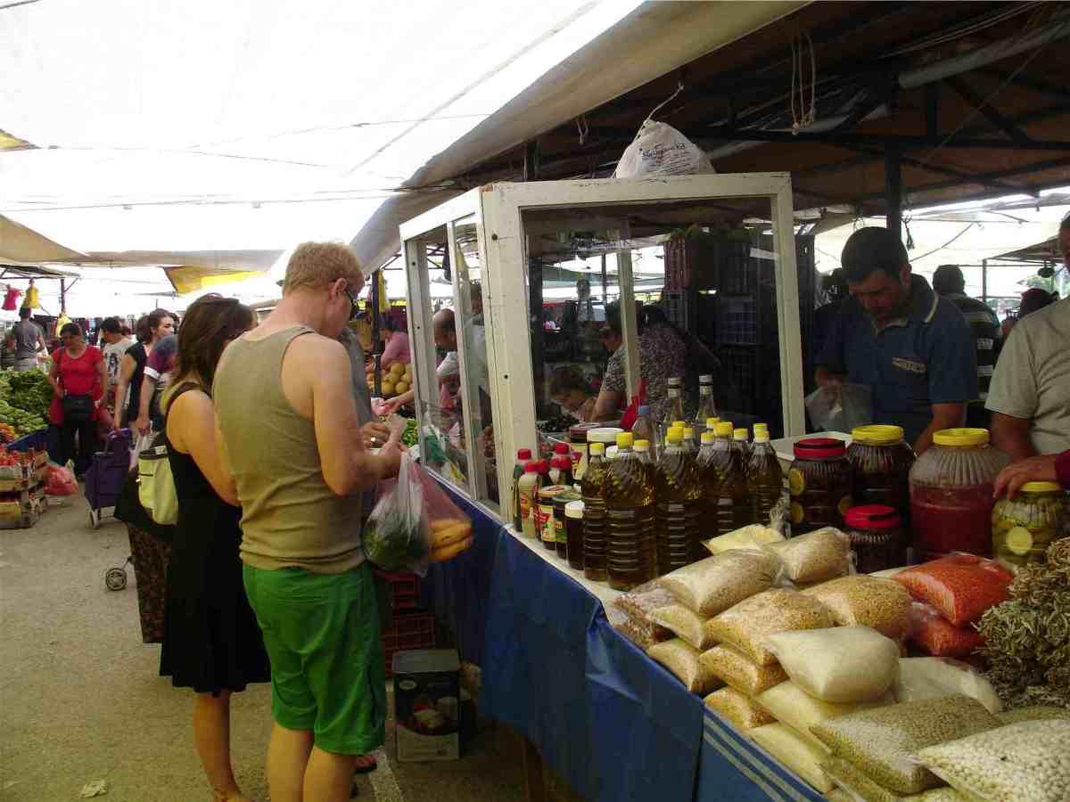 Turgutreis Weekly Market/Pazaar