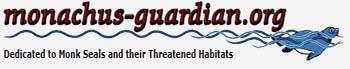 Monk Seal Logo for Monachus Guardian