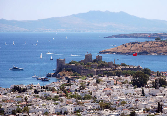 Bodrum Castle & Museum of Underwater Archaeology