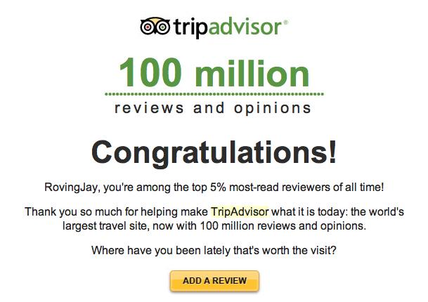 Trip Advisor reviews for Bodrum