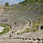 Turkey, Ephesus Ampitheatre